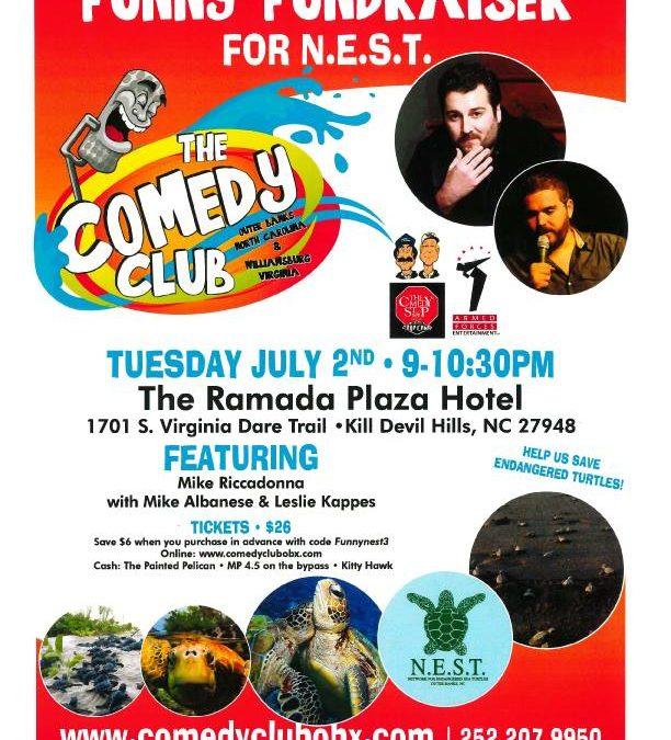 Funny Fundraiser For N.E.S.T.