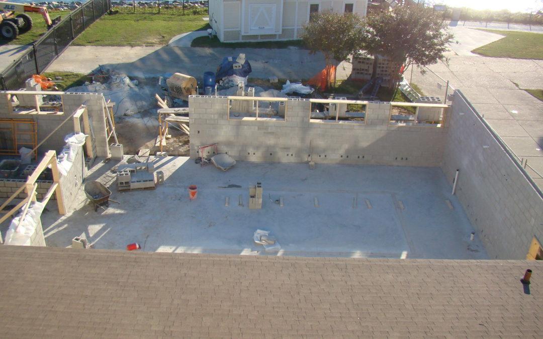 STAR Center Construction Update  Oct. 26