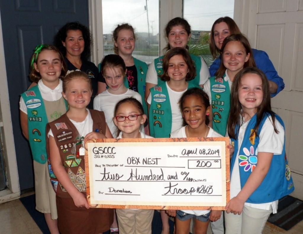Girl Scout Troop #2603