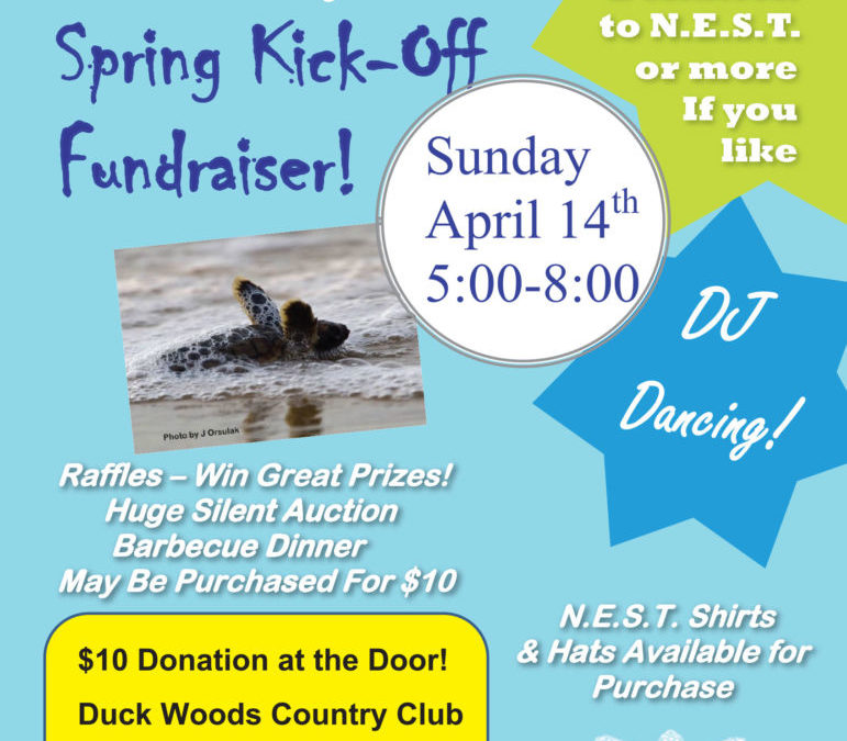 N.E.S.T.'s Fun Fabulous Fundraiser 2019 April 14th